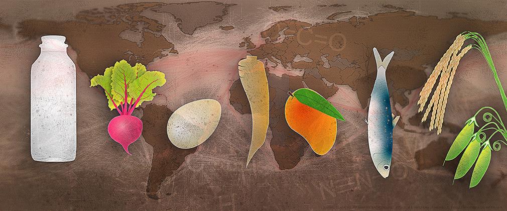 Diet Climate Plant